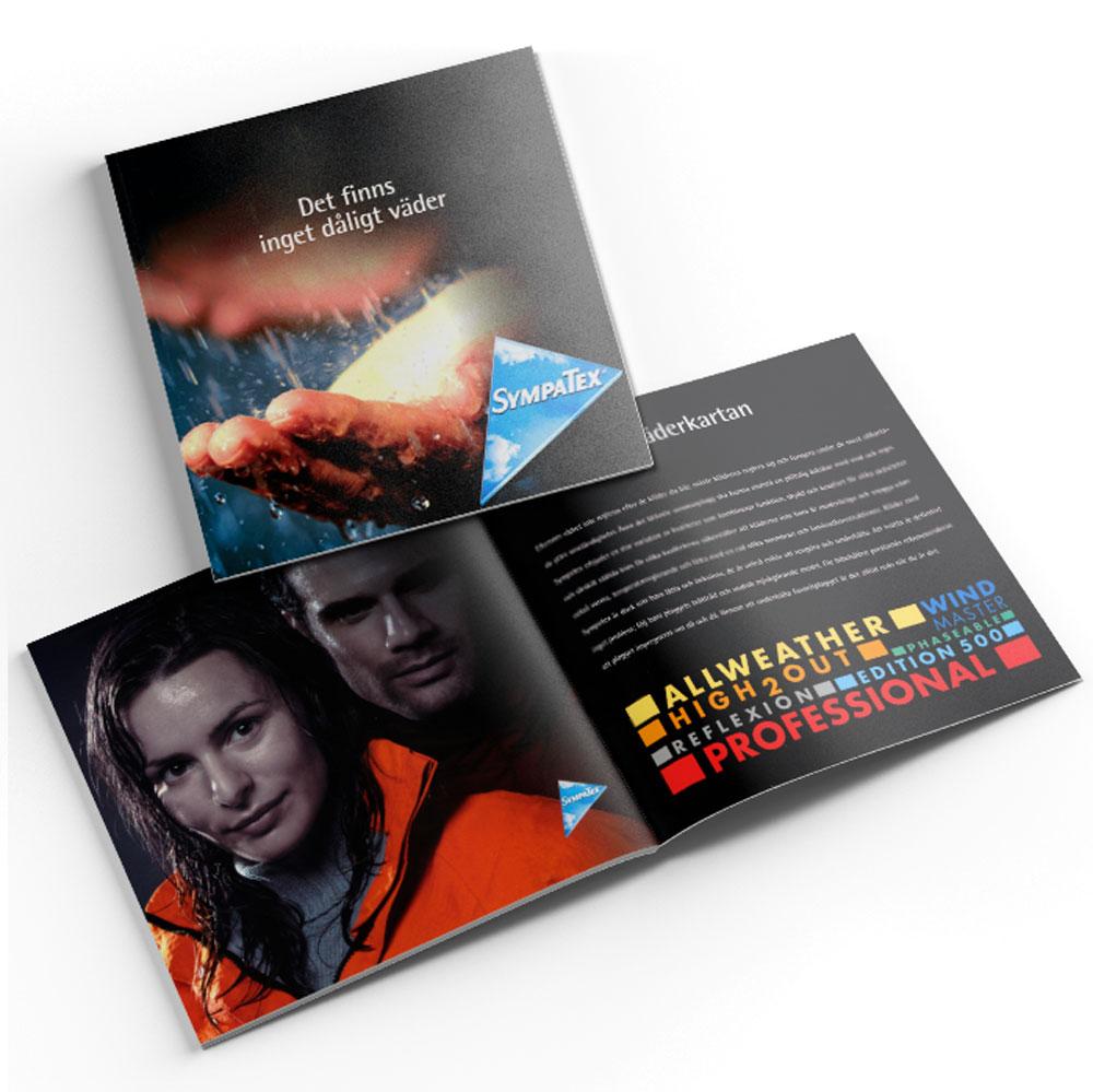 Catalogue for Sympatex