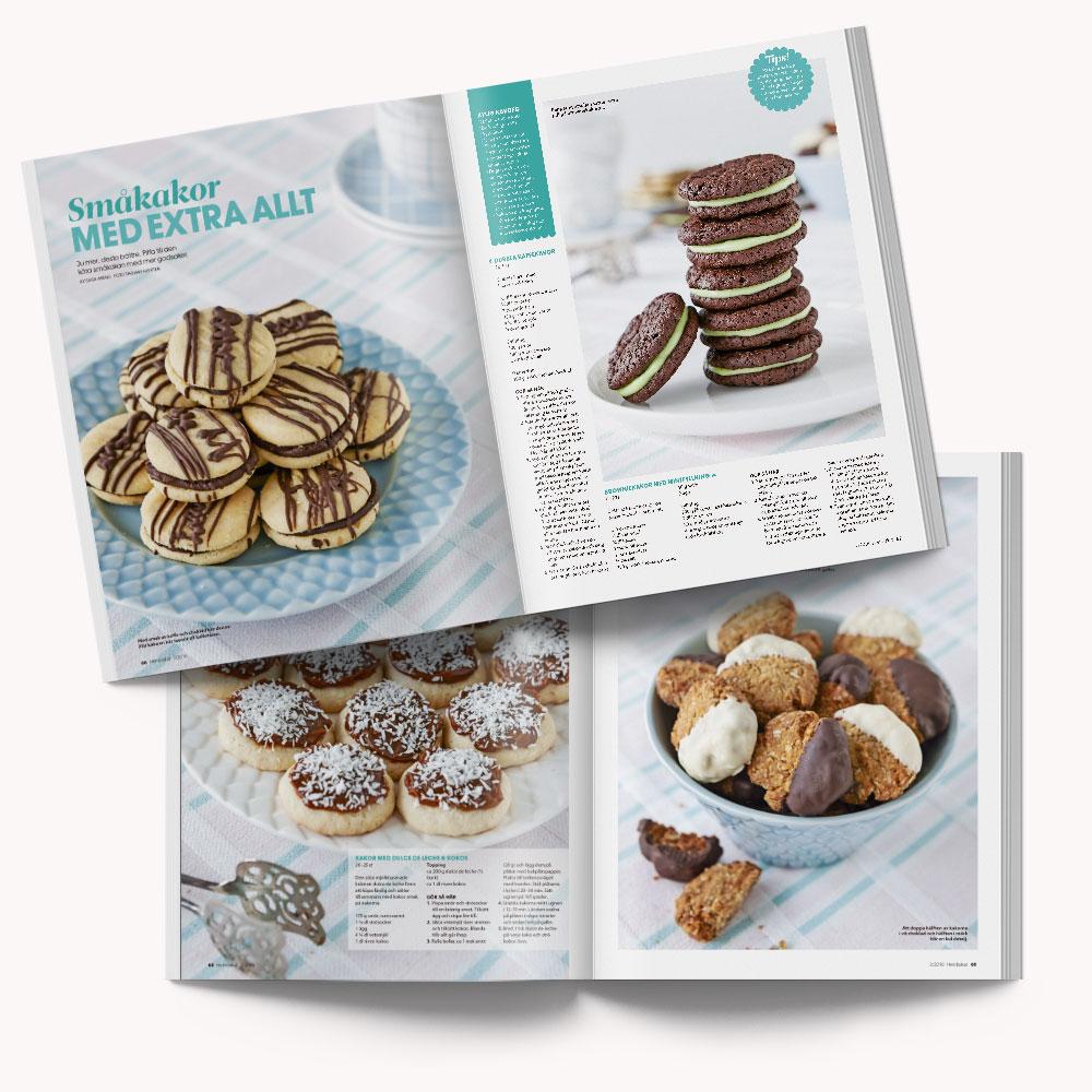 Recipe: Deluxe cookies