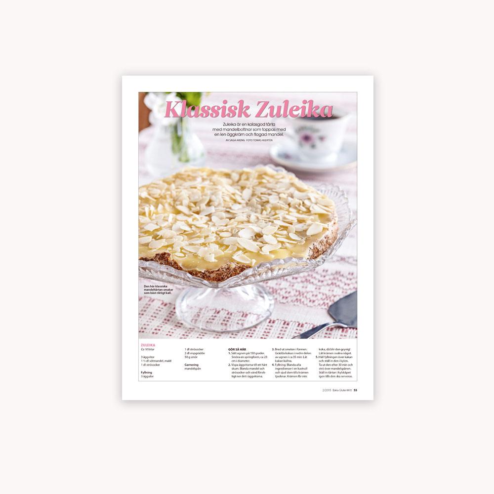 Recipe: Zuleika