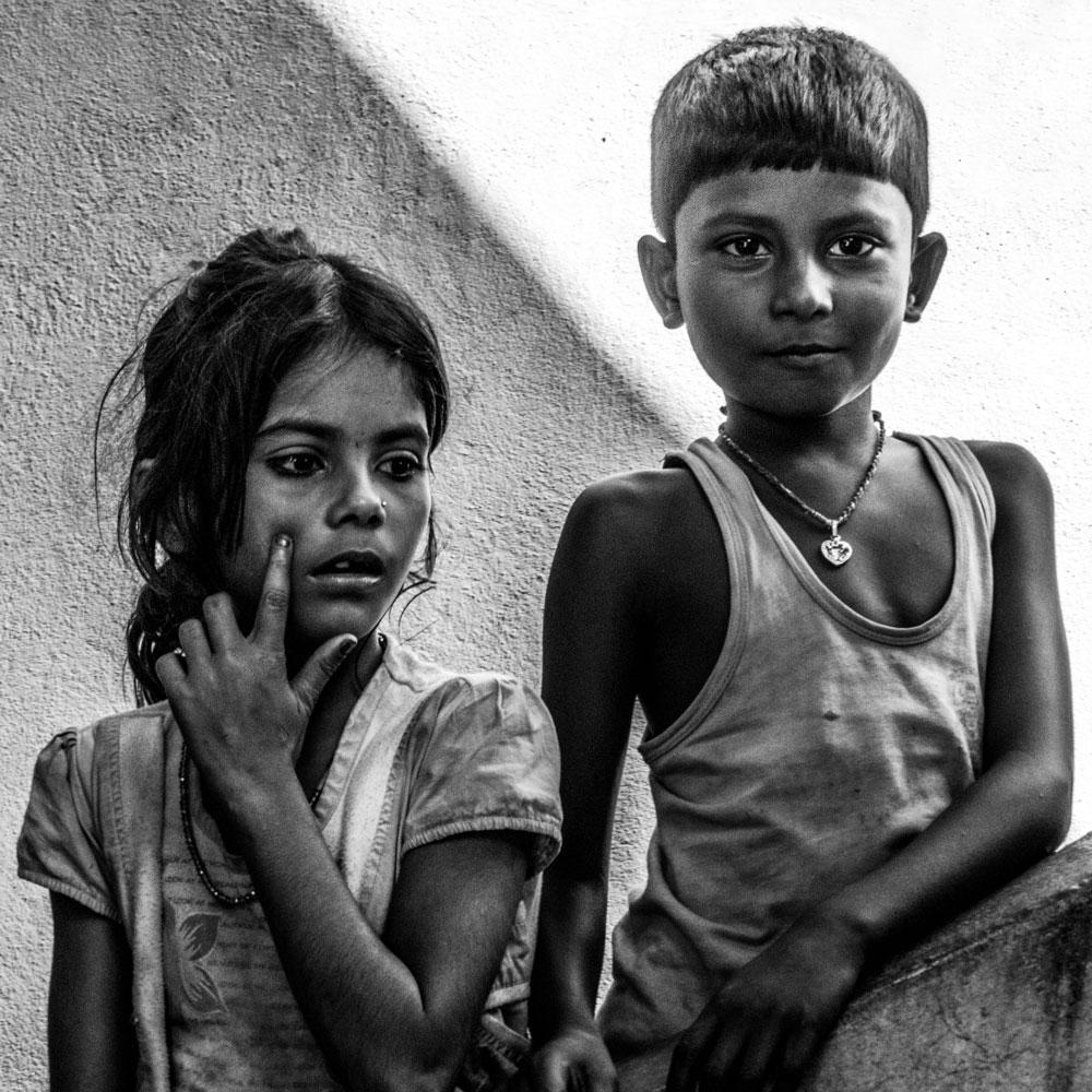 Kids in Kuwa