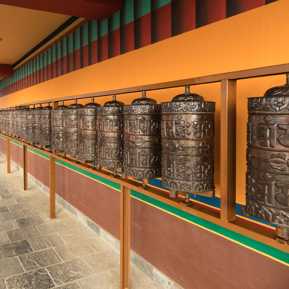 Namo Buddha Monastery, Dhulikhel