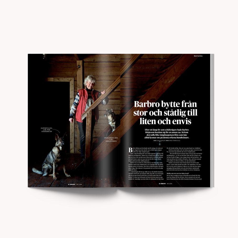 Hundsport issue # 3 2018