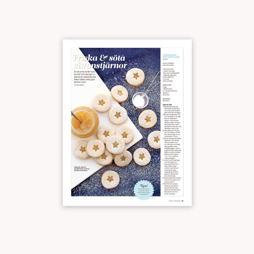 Recipe: Lemon lizers