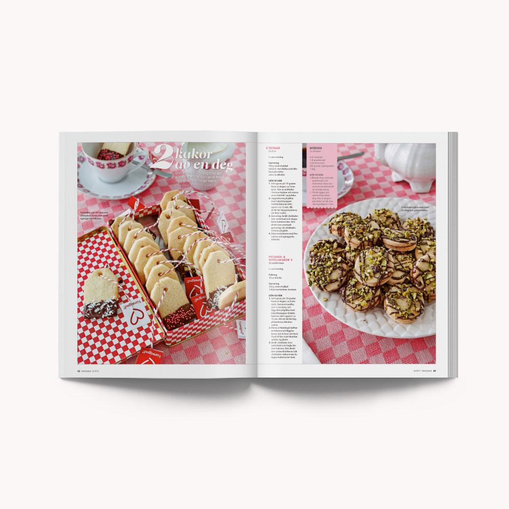 Recipe: Tea time cookies