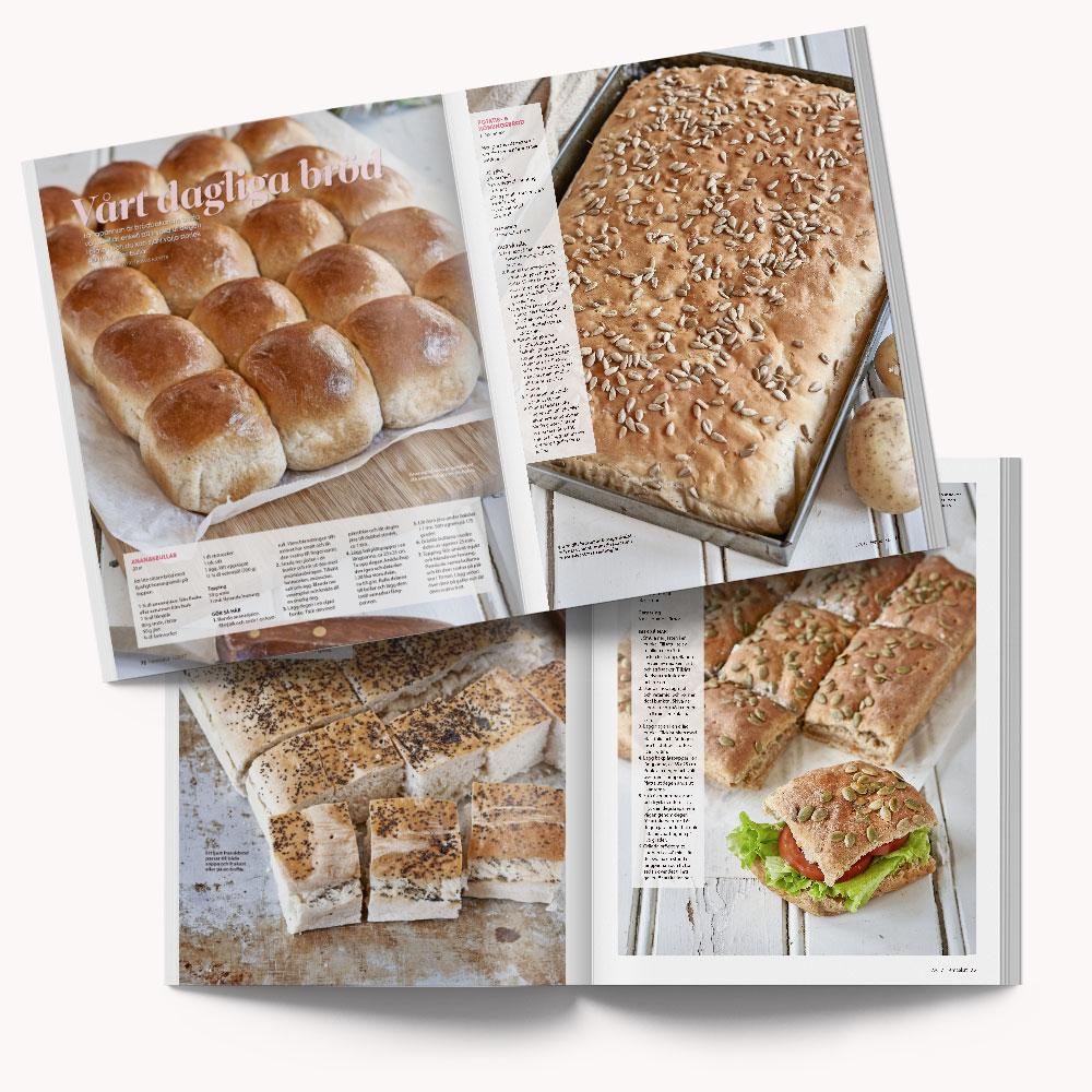 Recipe: Bread for a crowd