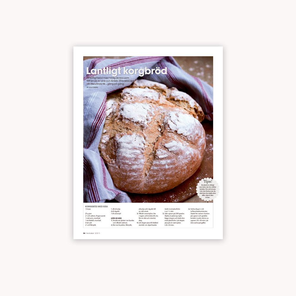 Recipe: Farmers bread