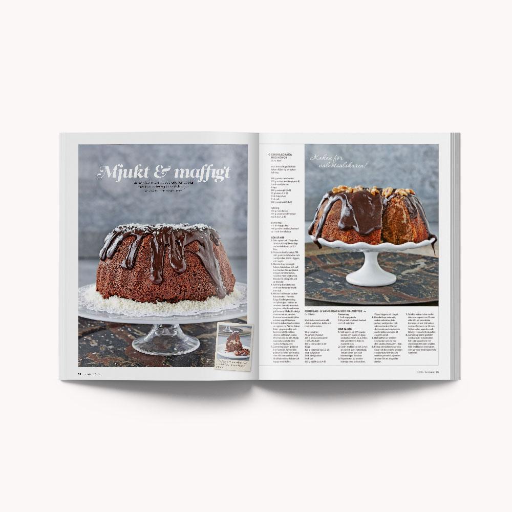 Recipe: Sponge cakes