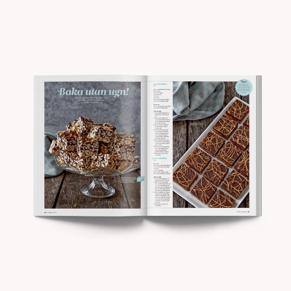 Recipe: No bake