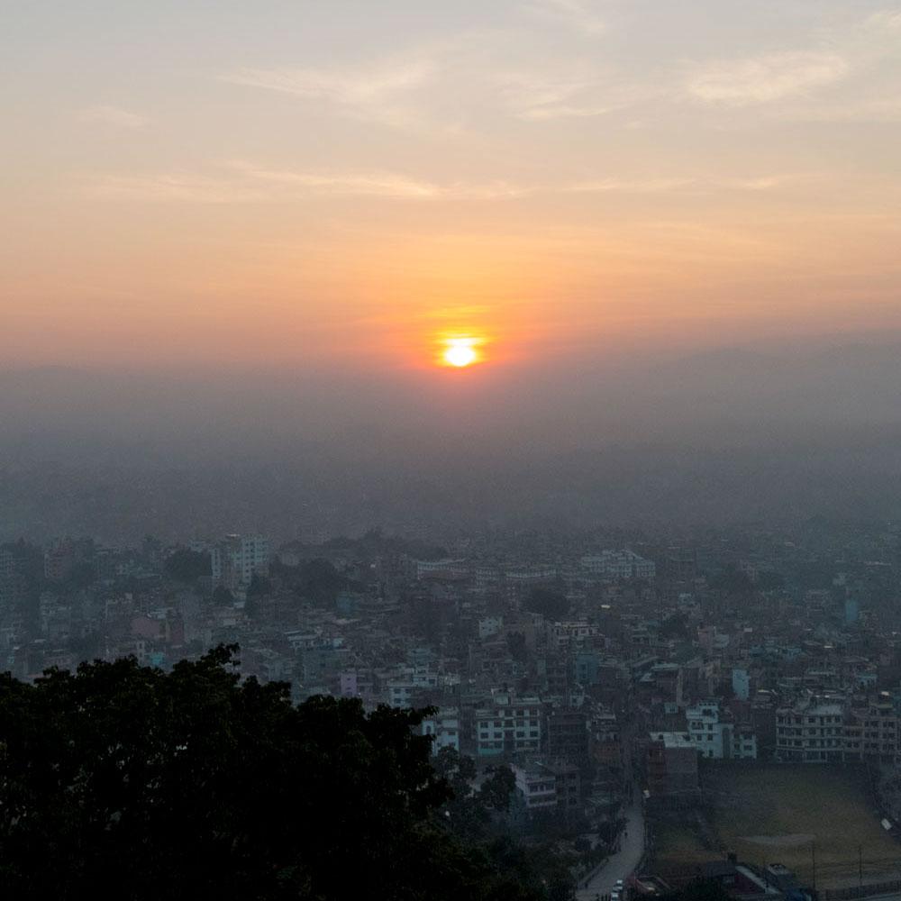 4 hours in Kathmandu
